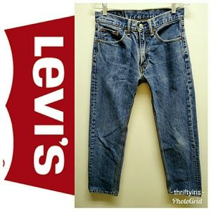 🌸 Levi's 505 Mom Jeans-29 X 30 👖